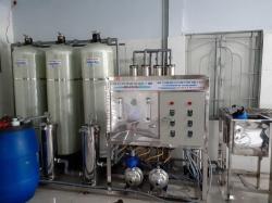 Hệ thống lọc nước đóng bình 1400 lít/giờ