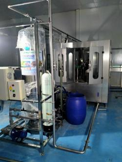 Hệ thống nước Ozone rửa rau thủy hải sản