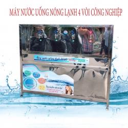 Máy nước uống nóng lạnh 4 vòi