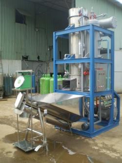 Máy sản xuất đá viên tinh khiết công suất 5 tấn