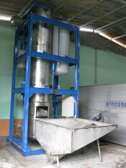 Máy sản xuất nước đá viên tinh khiết công suất 20 tấn/ngày